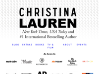 Christinalaurenbooks.com