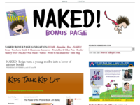 Book naked blog
