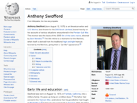 Anthony swofford