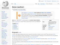 Zane (erotica author)