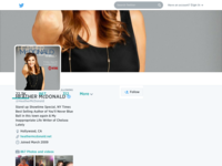 Heathermcdonald