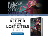 Keeperofthelostcities.com