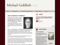 Michael goldfarb.com
