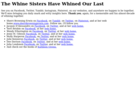 Whinesisters.com