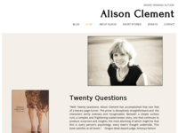 Www.alisonclement.org