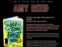 Www.amyreedfiction.com