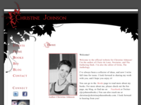 Www.christinejohnsonbooks.com