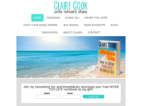 Www.clairecook.com