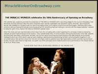 Www.miracleworkeronbroadway.com