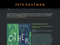 Www.petehautman.com