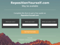 Www.repositionyourself.com