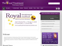Www.royaltreatmentvetcenter.com