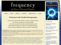 Www.thefrequencybook.com