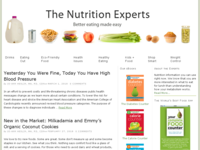 Www.thenutritionexperts.com